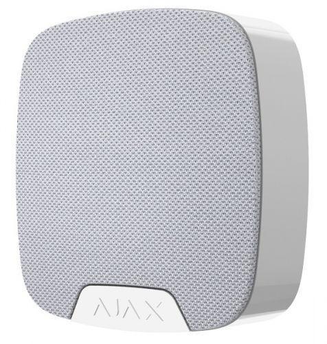 Беспроводная комнатная сирена Ajax HomeSiren, White