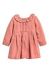 Платье HM 62 см Розовый 95808606, КОД: 1622219
