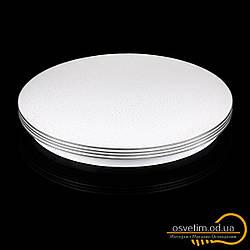 Круглий білий стельовий смарт лід світильник 50 ват BiomSML-R04-50 3000K-6000K 50ВТ З Д/У BIOM