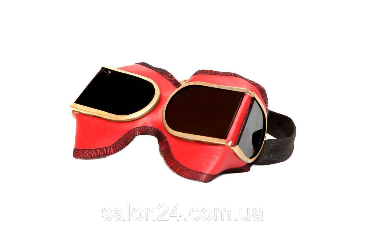 Зварювальні окуляри Vita - ЗН8-72 в дермонтине Р-3