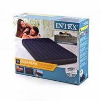 Надувной матрас INTEX 152*203*25см двухместный
