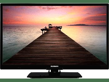Телевизор Telefunken L24H506M4 (24 дюймов / 200Hz / HD-ready / LED-телевизор / DVB-T2/ HD/C/S2)