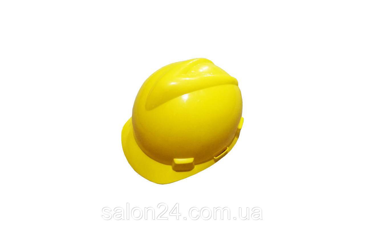 Каска будівельна Mastertool - помаранчева