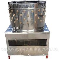 Перощипальная (перосъемная) машина Говорун 50 (140 тушек /час, 1500 Вт, 220 В)