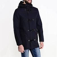 Пальто мужское Geox DK NAVY LT CARROT 48 Синий M5415DDNVLC, КОД: 1494140