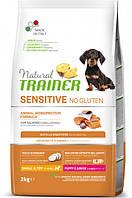 Trainer Natural Super Premium Puppy&Junior Mini корм для щенков мелких пород, 2 кг