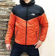 Куртка The North Face orange