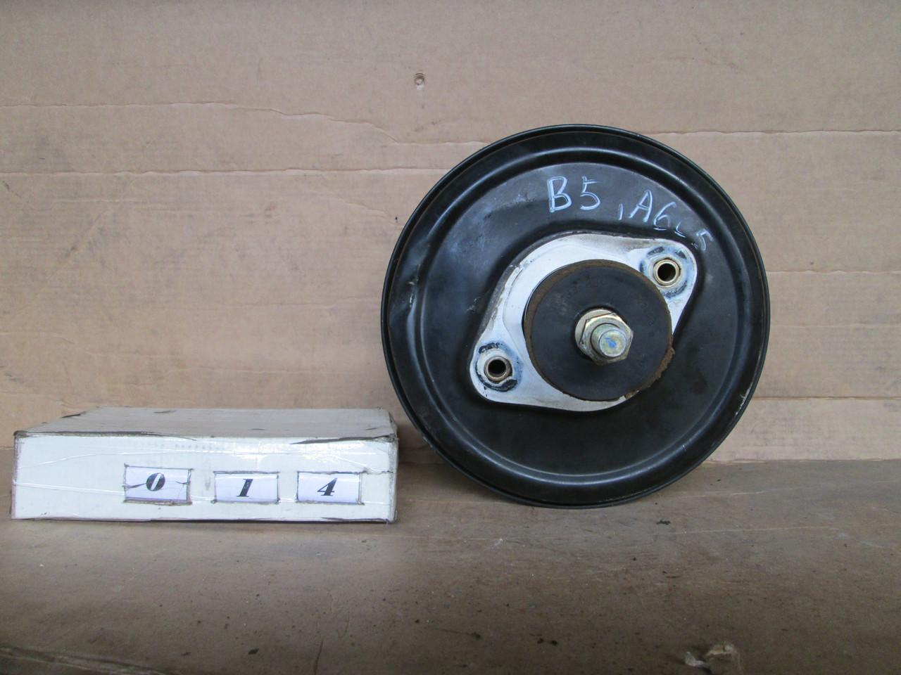 №14 Б/у Вакуумний підсилювач гальм 4B3612105A для VW Passat B5 Audi A6 C5 1997-2000