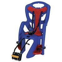 Велокрісло дитяче M-Wave Pepe на підсідел, синій (A-PZ-0490)