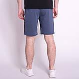Чоловічі трикотажні шорти PUMA, кольору джинс, фото 2