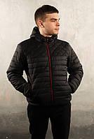 Куртка весна-осень черная