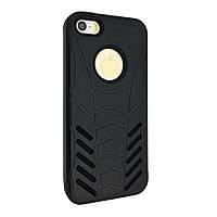 Чехол-накладка DK-Case Caseology Batman для Apple iPhone 5 5S Черный 05850-722, КОД: 1710842