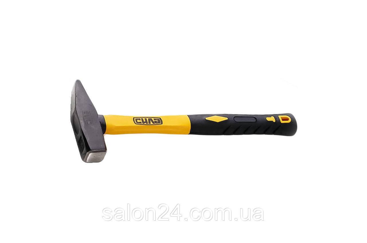 Молоток Сила - 100 г, ручка фибергласс