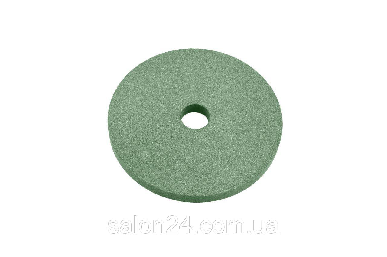 Круг керамика ЗАК - 80 х 20 х 20 мм (64С F80) зеленый