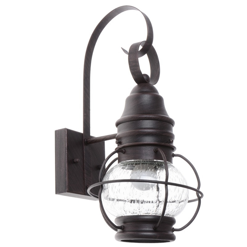 GL-100 AM BK Светильник уличный настенный