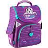 Рюкзак школьный ортопедический GoPack  Education Funny cat GO20-5001S-5