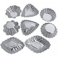 Набір форм для випічки кексів 8шт ЕМ-8678