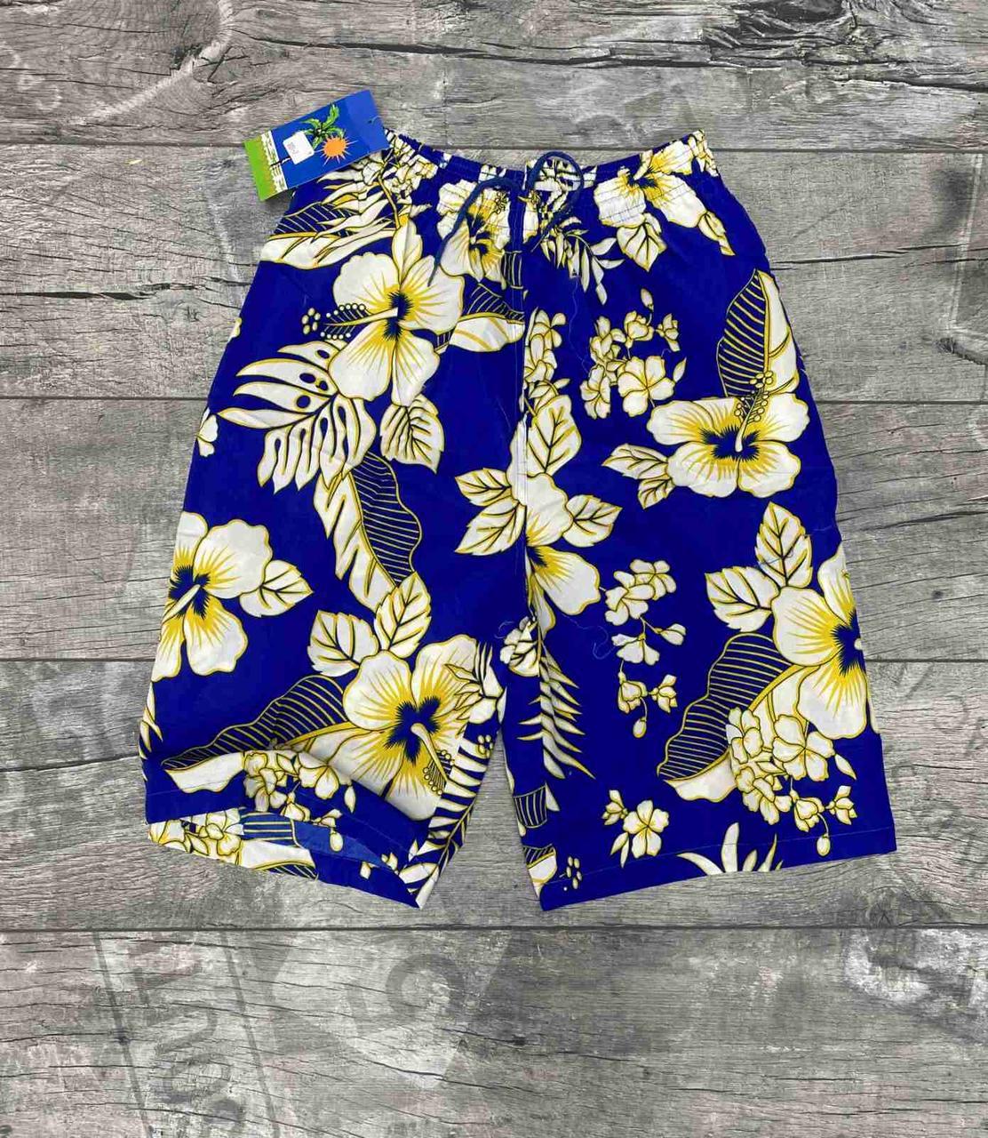 Мужские пляжные шорты.  Размеры XL/2XL/3XL