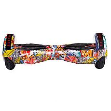 ГИРОСКУТЕР SMART BALANCE PREMIUM PRO8 дюймов Wheel Оранжевый хип хоп TaoTao APP автобаланс, гироборд, фото 2