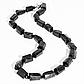 Комплект браслет и бусы из турмалина Эльбаит, 062НШ, фото 2