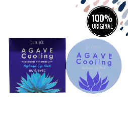Гидрогелевые охлаждающие патчи с экстрактом агавы PETITFEE Agave Cooling Hydrogel Eye Mask, 60 шт