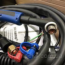 Горелка аргоновая ABITIG 450 W  GRIP 12,00 м, охлаждение жидкостью, фото 3