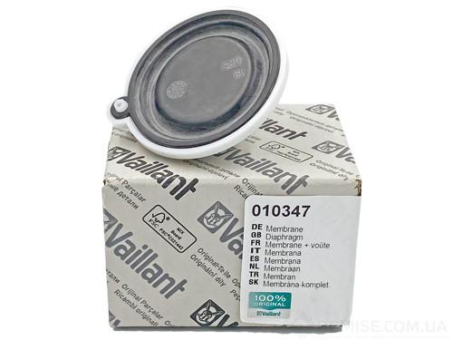Мембрана газовой колонки Vaillant MAG 275/ 9-10 - 010347