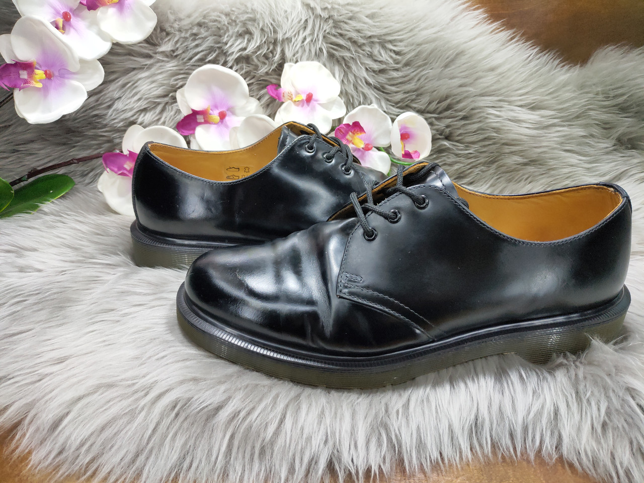 Туфли Dr. Martens (41,5 размер) бу