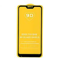 Защитное стекло Full Glue для Xiaomi Mi A2 Lite (Redmi 6 Pro) (клеится всей поверхностью)