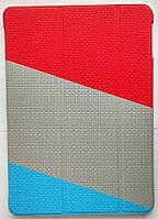 "Чохол-книжка ""Smart Cover"" iPad Air (Red\Grey\Blue)"