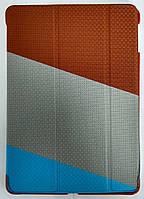 "Чохол-книжка ""Smart Cover"" iPad Air (Brown\Grey\Blue)"