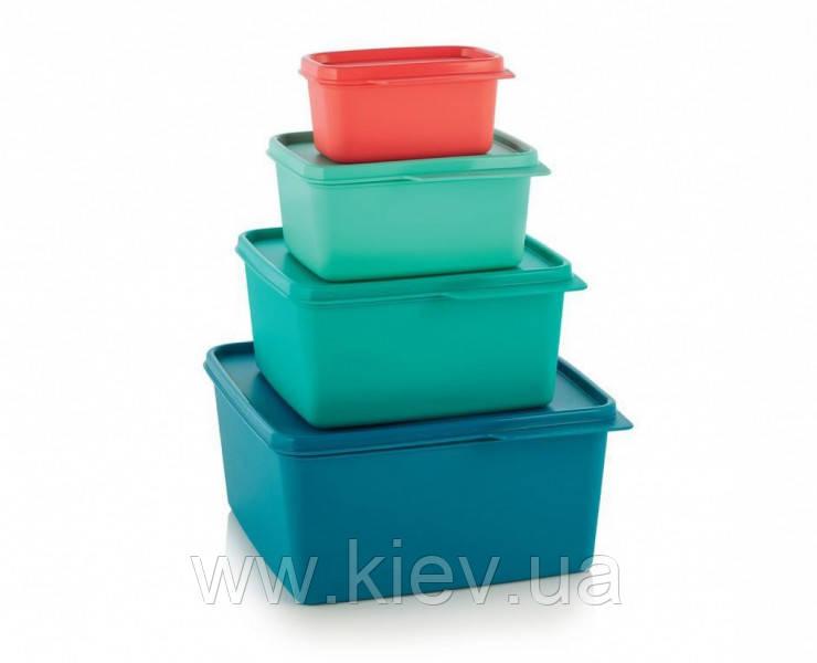 Набор контейнер «Каскад», 4шт. Tupperware (Тапервер)