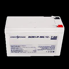 Аккумулятор мультигелевый AGM LP-MG 12 - 7 AH SILVER