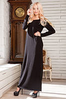 Платье женское в пол ангора, фото 1