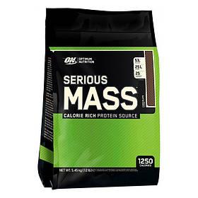 Високобілковий Гейнер Optimum Nutrition Serious Mass 5.4 kg