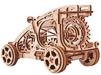 "3D пазл ""Багги"" деревянный конструктор, фото 1"
