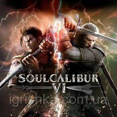 Soulcalibur VI Ps4 (Цифровий аккаунт для PlayStation 4) П3