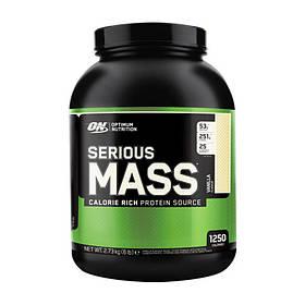 Високобілковий Гейнер Optimum Nutrition Serious Mass 2.7 kg