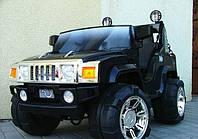 Детский двухместный Джип Hummer  A 26-2