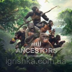 Ancestors: The Humankind Odyssey Ps4 (Цифровий аккаунт для PlayStation 4)