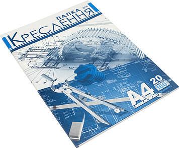 Папка для кресл. А4 (20арк./160) №ГДК-2/Рюкзачок/(25)