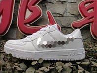 Кроссовки белые стильные, фото 1