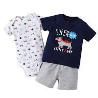 Детский комплект Super cute little guy для мальчиков  цвета Final SALE -50%: 6M,9M