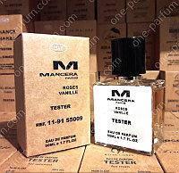 Туалетная вода Mancera Roses Vanille 50 ml TESTER