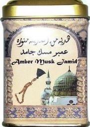 Сухие духи Amber Musk Jamid 25 гр