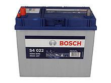BOSCH 45Ah/330А S4 L+ (тонкие клеммы)