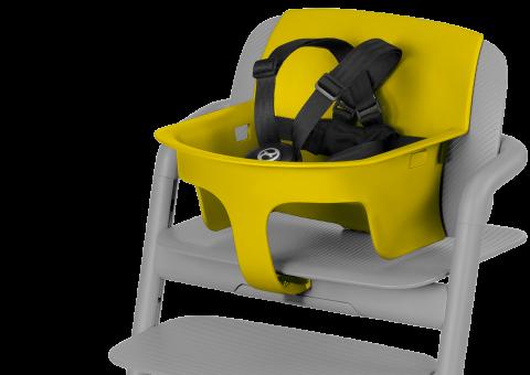 Сидіння для дитячого стільчика Cybex Lemo Canary Yellow yellow