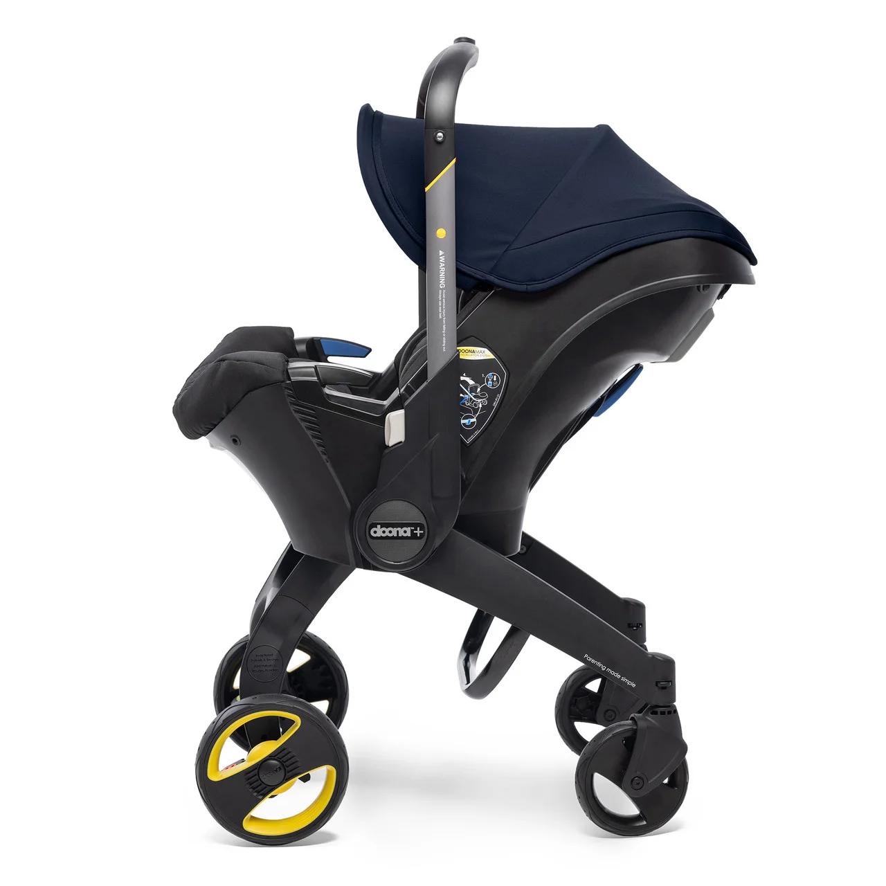 Автокрісло Doona Infant Car Seat / Royal blue , Бесплатная доставка НП