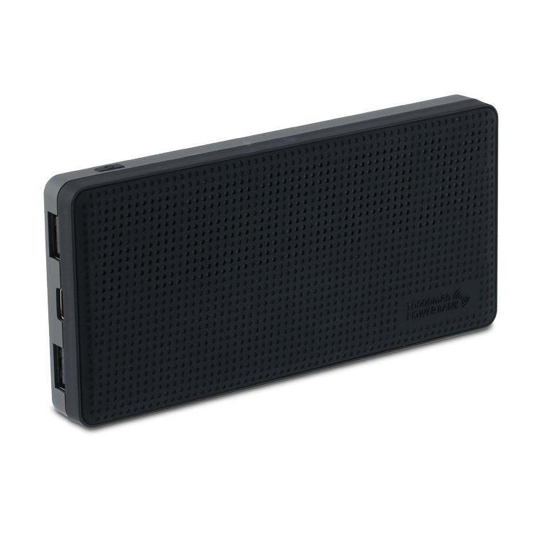 Портативное зарядное устройство Remax Miles Wireless RPP-103 10000mAh с беспроводной зарядкой Qi black