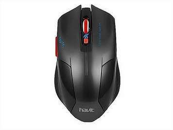 Мишка безпровід. Havit HV-MS927GT Wireless USB black